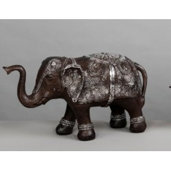 Figura elefante pequeño Resina