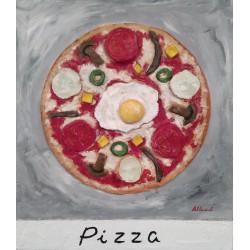 Cuadro Pizza 40x35 Altisent