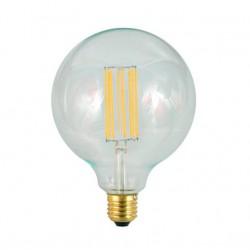 Bombilla LED E27 G125 8 W 2200k 640 lm